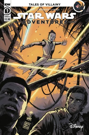 STAR WARS ADVENTURES #1 (2020 SERIES) COVER A