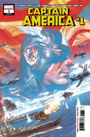 CAPTAIN AMERICA #1 (2018 SERIES)