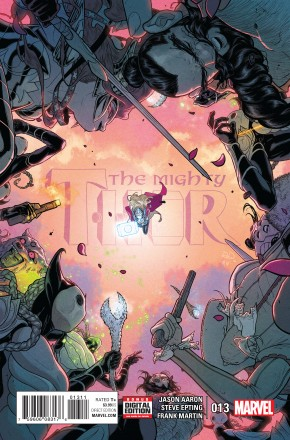 MIGHTY THOR VOLUME 2 #13