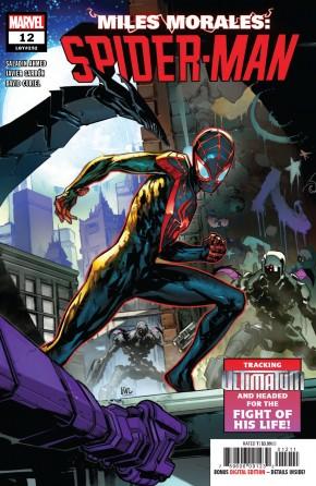 MILES MORALES SPIDER-MAN #12 (2018 SERIES)