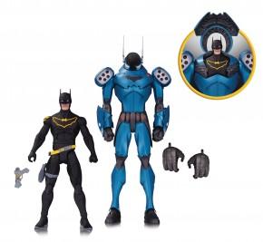 DC DESIGNER SERIES BATMAN BY GREG CAPULLO ACTION FIGURE 2 PACK