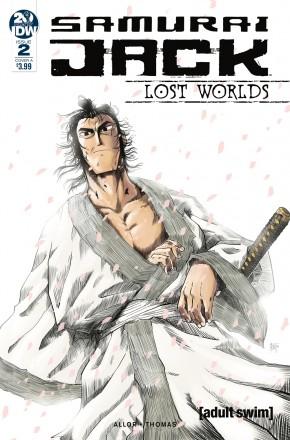 SAMURAI JACK LOST WORLDS #2