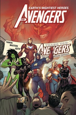 AVENGERS BY JASON AARON VOLUME 4 WAR OF THE REALMS GRAPHIC NOVEL