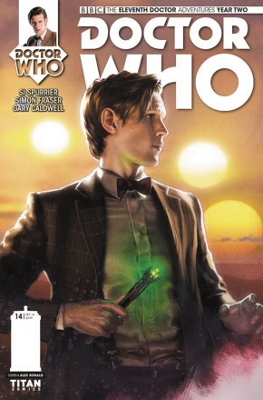 DOCTOR WHO 11TH YEAR TWO #14