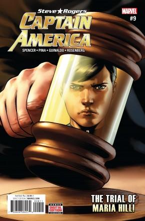 CAPTAIN AMERICA STEVE ROGERS #9