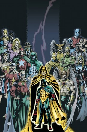 JSA BY GEOFF JOHNS BOOK 4 GRAPHIC NOVEL