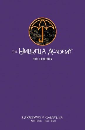 UMBRELLA ACADEMY LIBRARY EDITION VOLUME 3 HOTEL OBLIVION HARDCOVER