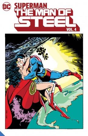 SUPERMAN THE MAN OF STEEL VOLUME 4 HARDCOVER