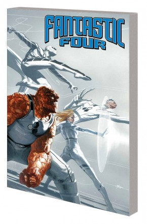 FANTASTIC FOUR BY HICKMAN THE COMPLETE COLLECTION VOLUME 3 GRAPHIC NOVEL