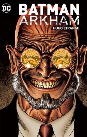 BATMAN ARKHAM HUGO STRANGE GRAPHIC NOVEL
