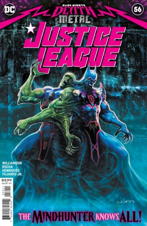JUSTICE LEAGUE #56 (2018 SERIES)