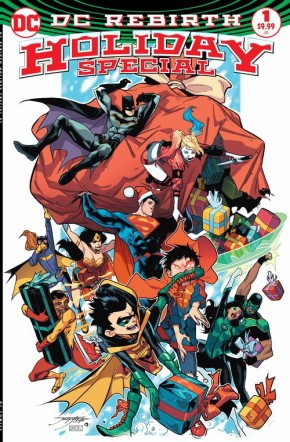 DC REBIRTH HOLIDAY SPECIAL #1
