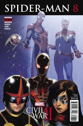 SPIDER-MAN #8 (2016 SERIES)