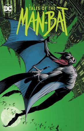BATMAN TALES OF THE MAN BAT GRAPHIC NOVEL