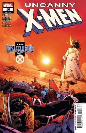 UNCANNY X-MEN #10 (2018 SERIES)
