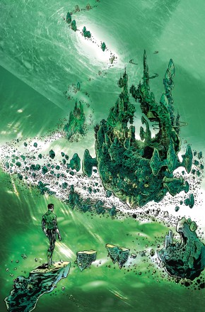 GREEN LANTERN VOLUME 2 THE DAY THE STARS FELL HARDCOVER