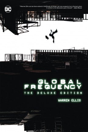 GLOBAL FREQUENCY DELUXE EDITION HARDCOVER
