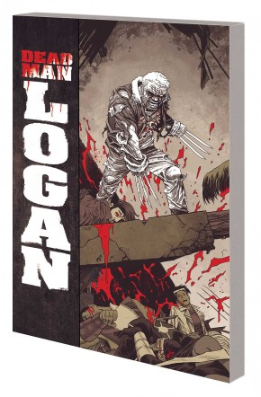 DEAD MAN LOGAN VOLUME 1 GRAPHIC NOVEL
