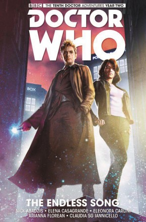 DOCTOR WHO 10TH DOCTOR VOLUME 4 ENDLESS SONG GRAPHIC NOVEL