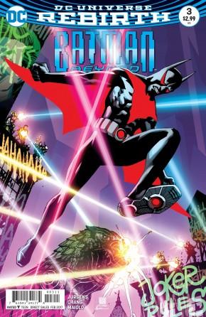 BATMAN BEYOND #3 (2016 SERIES)