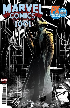 NYCC 2019 MARVEL COMICS #1001 DEODATO VARIANT