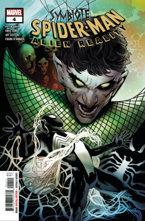 SYMBIOTE SPIDER-MAN ALIEN REALITY #4