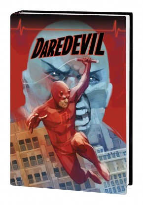 DAREDEVIL BY CHARLES SOULE OMNIBUS HARDCOVER PHIL NOTO COVER