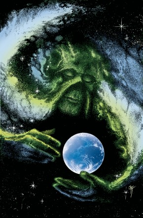 ABSOLUTE SWAMP THING BY ALAN MOORE VOLUME 2 HARDCOVER