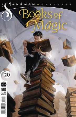 BOOKS OF MAGIC #20 (2018 SERIES)
