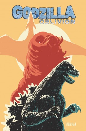 GODZILLA OBLIVION GRAPHIC NOVEL