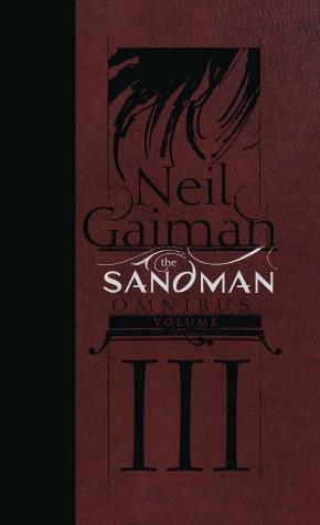 SANDMAN OMNIBUS VOLUME 3 HARDCOVER