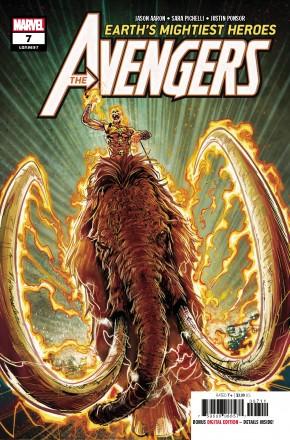 AVENGERS #7 (2018 SERIES)