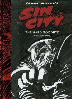 FRANK MILLERS SIN CITY HARD GOODBYE CURATORS COLLECTION LIMITED EDITION SIGNED BY FRANK MILLER
