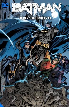 BATMAN NO MANS LAND OMNIBUS VOLUME 1 HARDCOVER