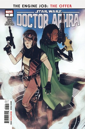 STAR WARS DOCTOR APHRA #7 (2020 SERIES) 1ST APPEARANCE OF WEN DELPHIS