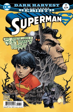 SUPERMAN #17 (2016 SERIES)
