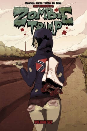 ZOMBIE TRAMP VOLUME 6 UNHOLY TALES OF THE DIRTY SOU GRAPHIC NOVEL