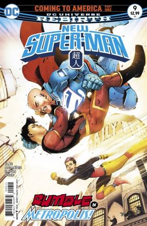 NEW SUPER MAN #9