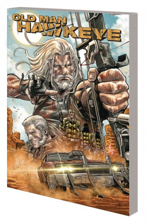 OLD MAN HAWKEYE COMPLETE COLLECTION GRAPHIC NOVEL