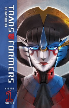TRANSFORMERS IDW COLLECTION PHASE THREE VOLUME 1 HARDCOVER