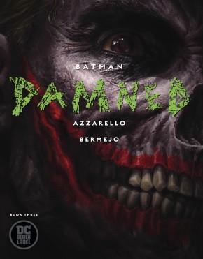 BATMAN DAMNED #3