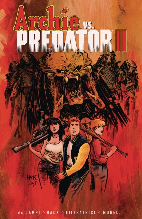 ARCHIE VS PREDATOR II VOLUME 1 GRAPHIC NOVEL