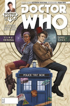 DOCTOR WHO 11TH YEAR TWO #12