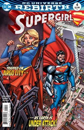 SUPERGIRL VOLUME 7 #4