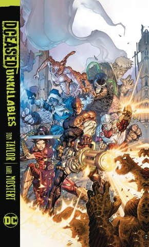 DCEASED UNKILLABLES GRAPHIC NOVEL
