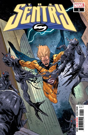 SENTRY #1 (2018 SERIES) 2ND PRINTING