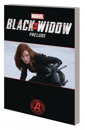 MARVELS BLACK WIDOW PRELUDE GRAPHIC NOVEL