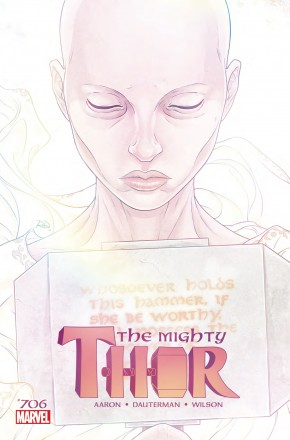 MIGHTY THOR #706 (2015 SERIES)