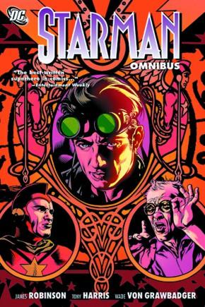 STARMAN OMNIBUS VOLUME 1 GRAPHIC NOVEL