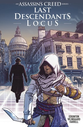 ASSASSINS CREED LAST DESCENDANTS LOCUS GRAPHIC NOVEL